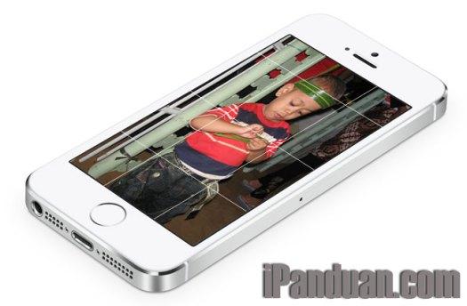 Fitur Camera, Tips Camera, iOS7