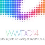 WWDC 2014, iOS 8, OSX Yosmite