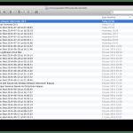 Directori di Finder OS X