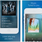 Download, Update, Rdio versi 3.1, Aplikasi iOS