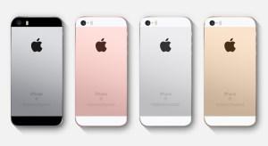 Inilah Empat Warna Apple iPhone SE