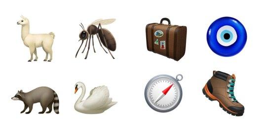 Emoji iOS 12 1