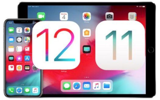Downgrade iOS 12 ke iOS 11
