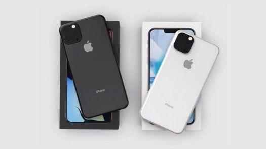 iPhone Dengan 3 Kamera