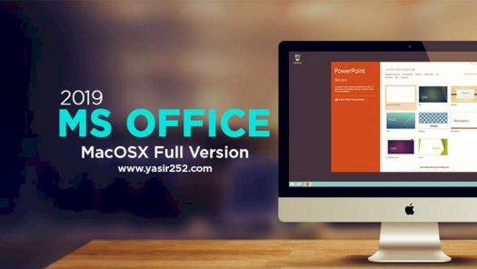 Microsoft Office 2019 For MacBook