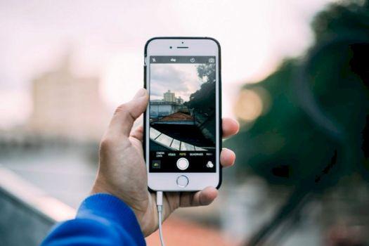 Cara Menampilkan Tanggal Pada Foto Kamera iPhone