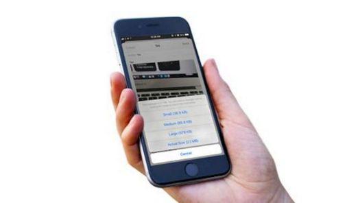 Cara Mengubah Ukuran Foto di iPhone
