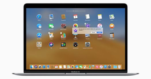 Cara Menghapus Aplikasi pada System Preferences di Mac