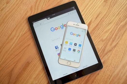 Cara Reset Google Chrome di iPhone