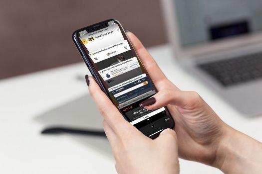 Cara Mengaktifkan Favicon di Safari iPhone