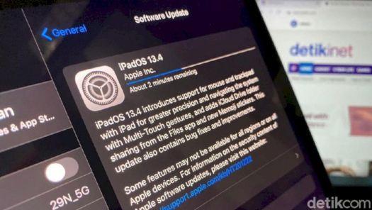 Apple Rilis Pembaruan iOS 13 4 dan iPadOS 13 4