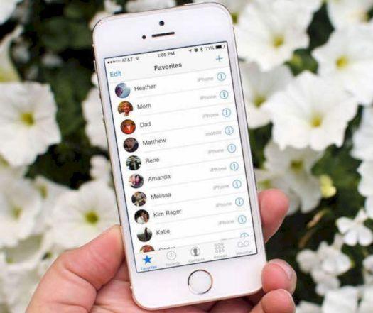 Cara Menampilkan Nama Panggilan di Kontak iPhone