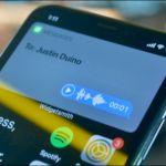 Cara Mengirim Pesan Audio dengan Siri