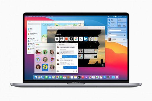 macOS Big Sur Resmi Dirilis