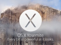 OS X 10.10 Yosemite Available Today, iOS 8 Next Week Monday.