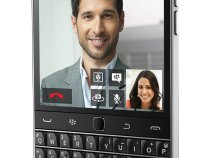 BlackBerry Unveils The Updated Version Of Bold 9900, BlackBerry Classic.