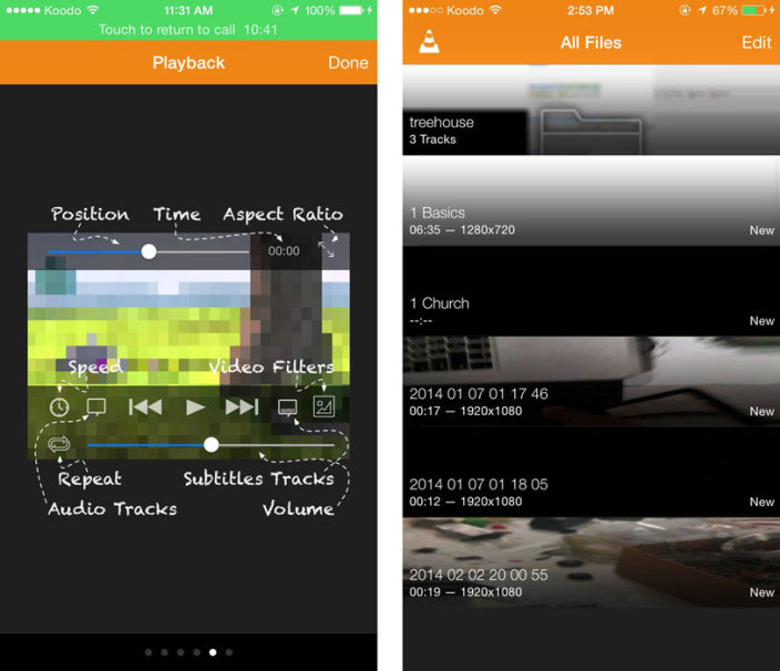 VLC Media Player Returns To The App Store After Licensing