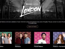 Apple Announces the Apple Music Festival 2015 in London