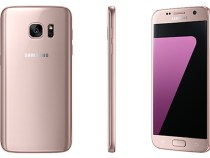 "Samsung Releases Galaxy S7 and S7 Edge in a ""Pink Gold"""