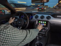 CarPlay & Android Auto Now Available in All 2017 Ford Vehicles Installed With SYNC 3