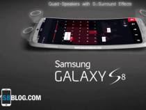 The Samsung Galaxy S8 will integrate a new virtual assistant, developed by the creators of Siri