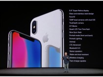 The long-awaited iPhone X is finally here