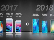 KGI: Apple adding 6.5-inch OLED and 6.1-inch LCD bezel less iPhone for launch in 2018