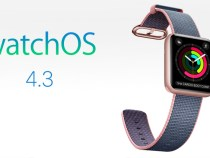 Apple releases WatchOS 4.3: here's all the news