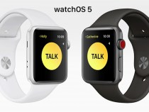 WWDC18: Apple presents watchOS 5 with Walkie-Talkie, Podcast and more!