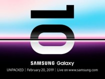 Galaxy S10, Samsung announces the presentation date