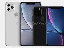 Some renderings show how the iPhone XI and iPhone XI Max could be