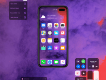 "A concept imagines the iPhone XI without Notch but with a Samsung-style ""hole"""