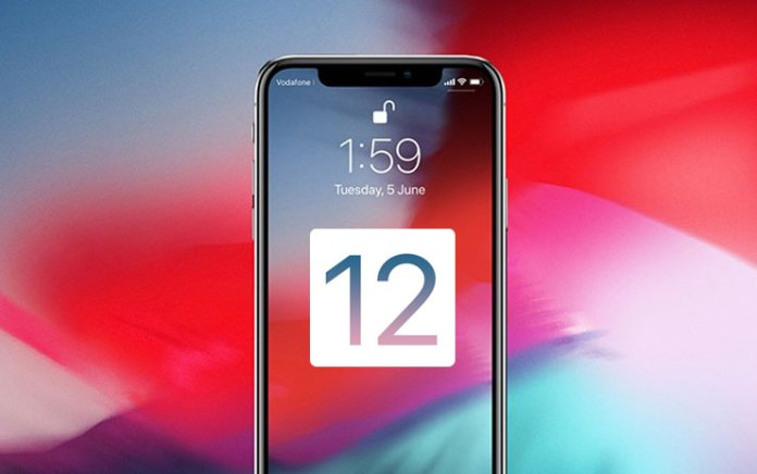 iOS 12 Launch