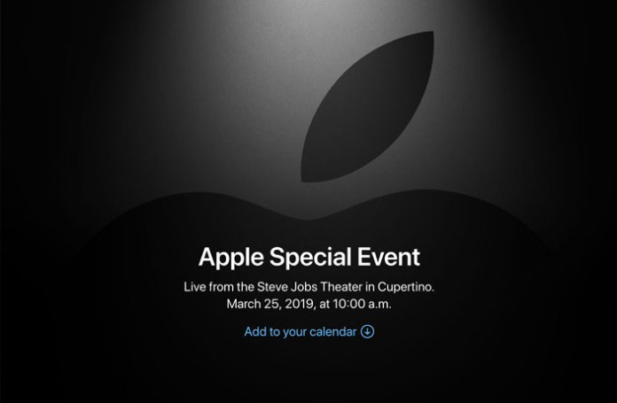 apple march special event