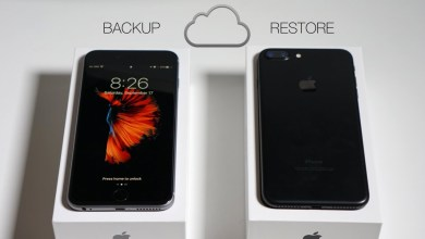 How Backup Your Old iPhone and Restore to new iPhone