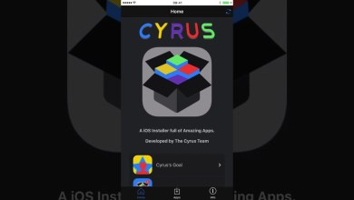Jailbreak Alternative Cyrus iPhone, iPad, ipod