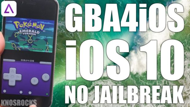 top free emulator for ios 11 iphone 8, 7 plus - GBA4iOS 2.1