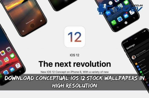 Download iOS12 wallpaper