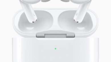 Apple reveals new AirPods 3 Pro.