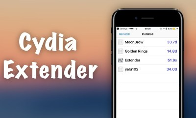 Cydia Extender iphone jailbreak
