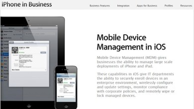 apple-mdm Mobile Device Management