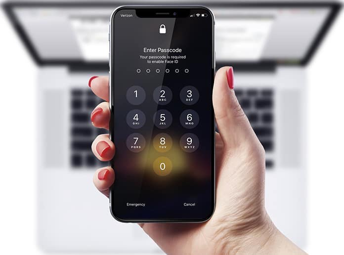 Passcode Unlock Forgot iphone Passcode Disabled iOS