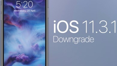 How to downgrade iOS11.3.1 to iOS 10.x with SHSH blobs