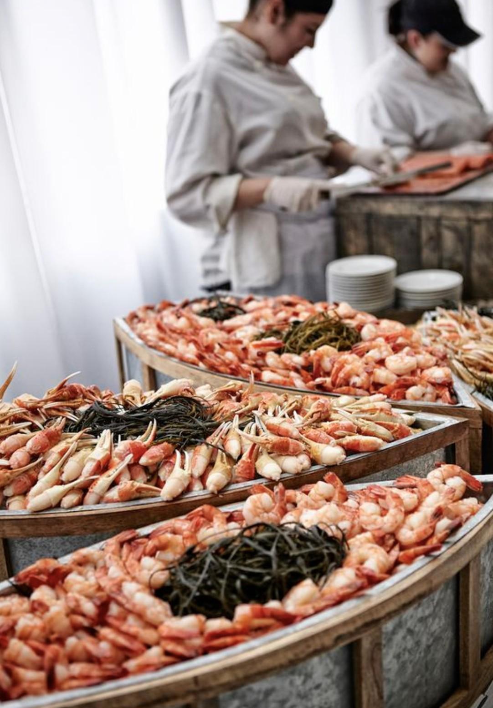 Makanan Seafood Untuk Pernikahan