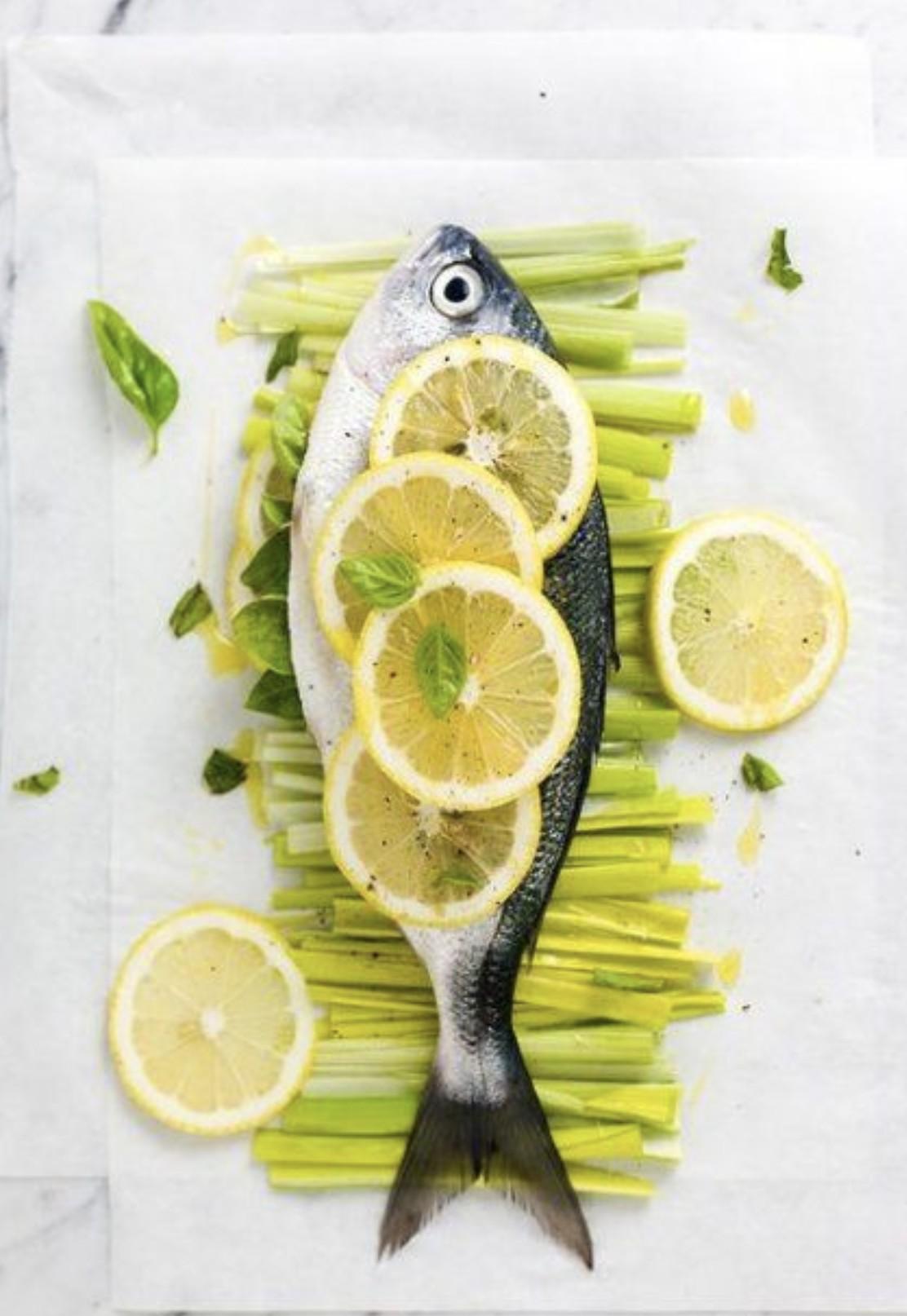 Menu Makanan Seafood Ikan Untuk Pernikahan