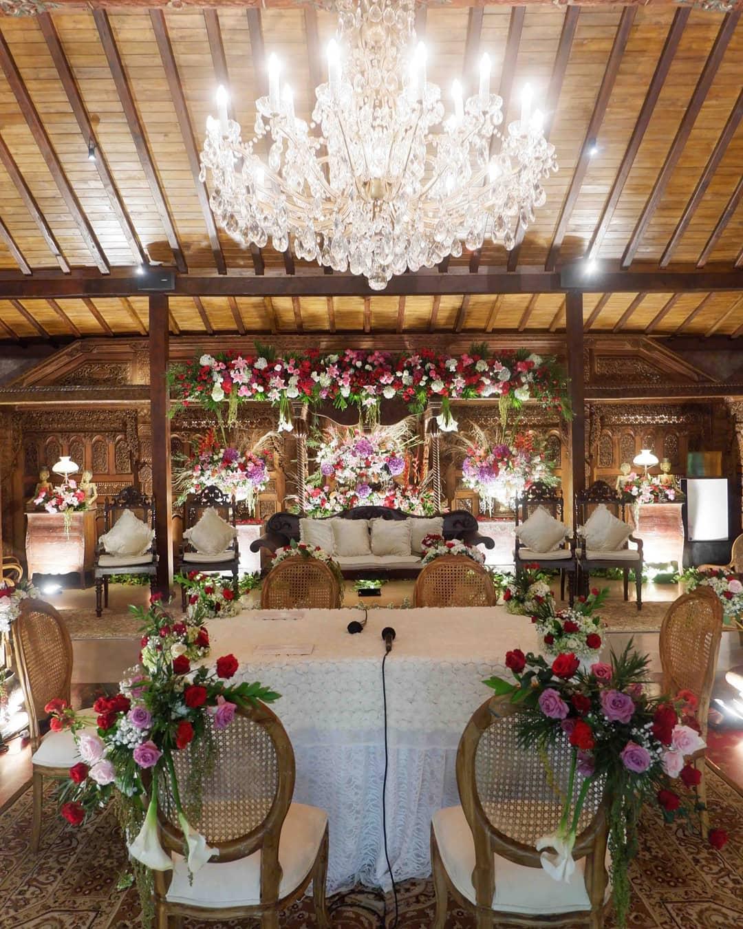 Dekorasi Pelaminan Klasik, Modern, dan Gaya Vintage Pernikahan Anda