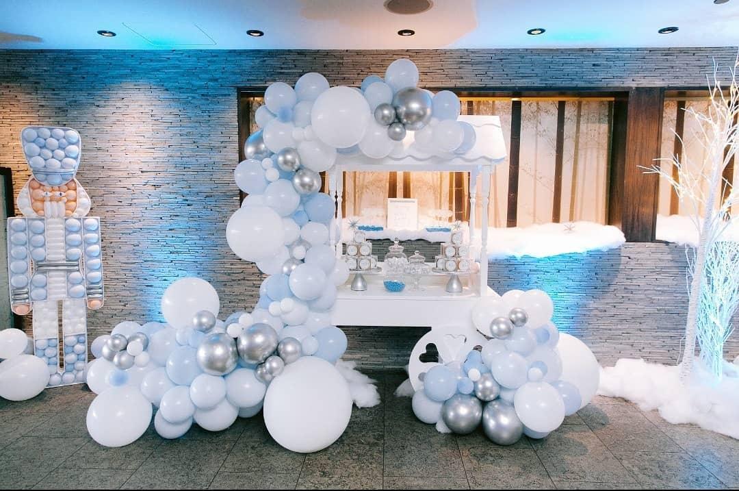 Konsep DIY Photo Booth Balon-Balon