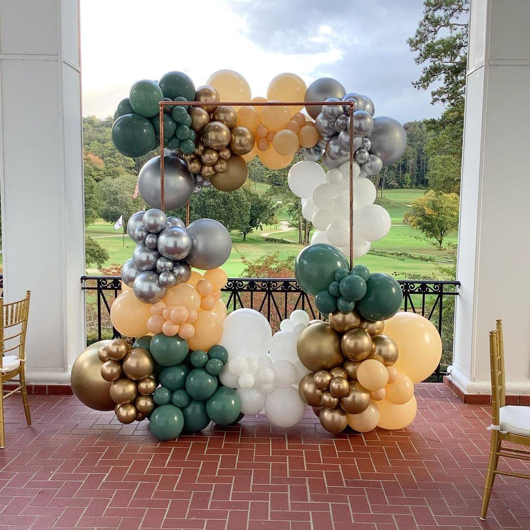 Konsep Photo Booth Balon-Balon