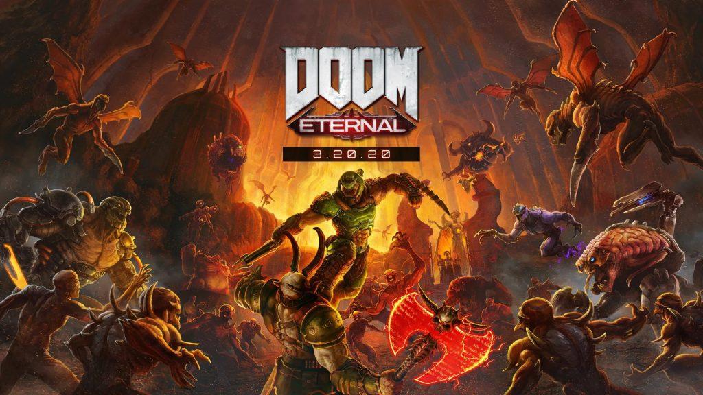 doom eternal release
