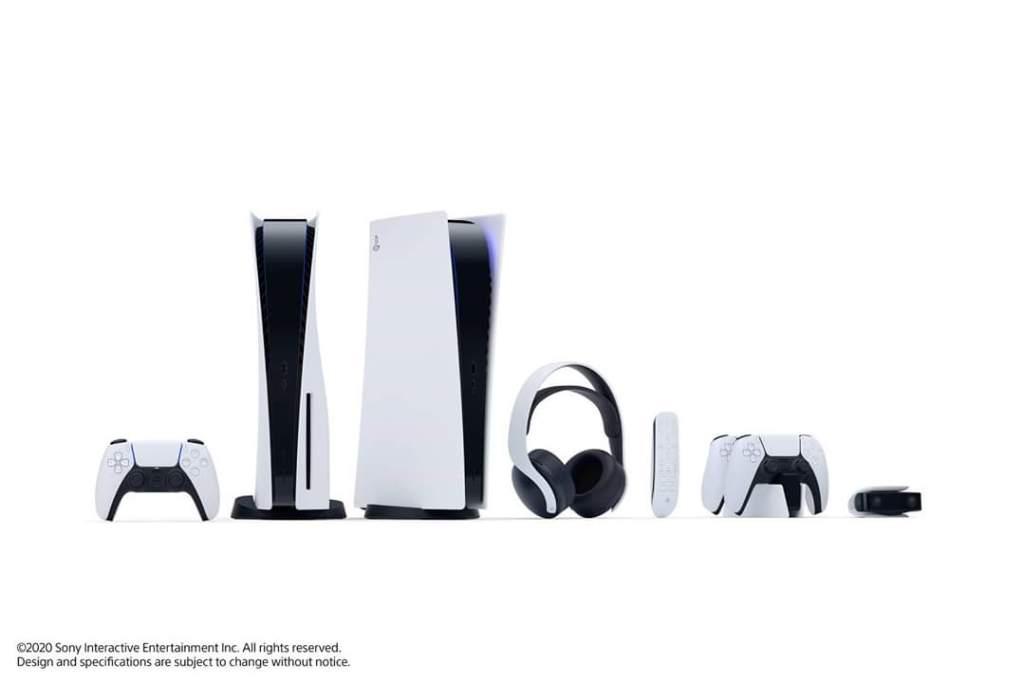 design ps 5